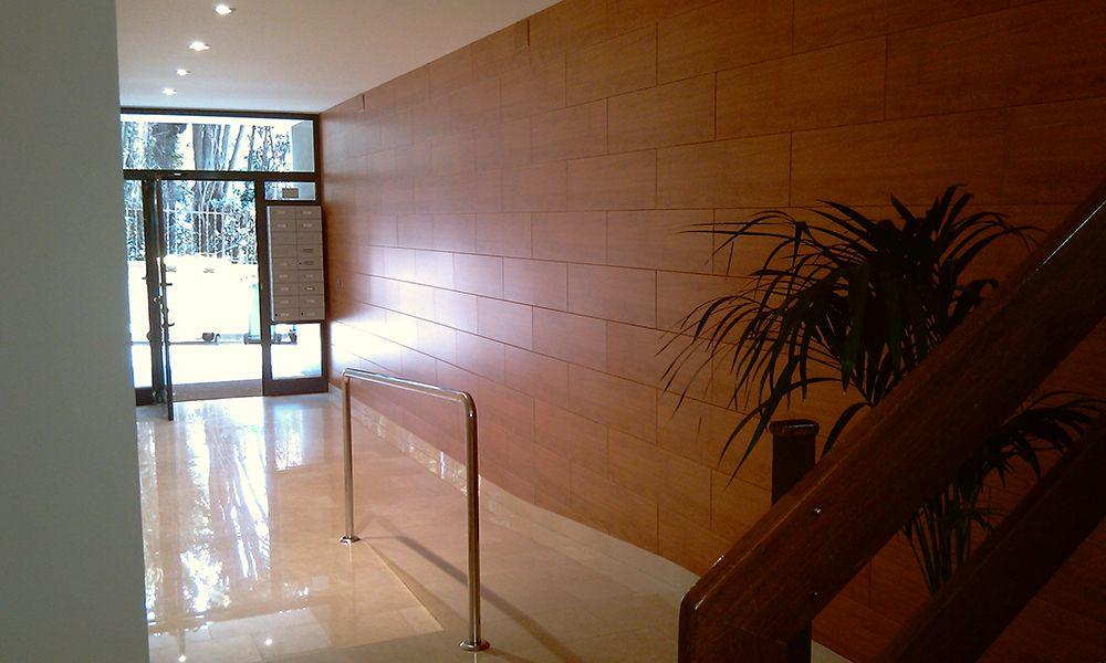 Reformas de porterías Escaleras Barreras arquitectónicas